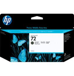 HP 72 Noir mat - Cartouche d'encre HP d'origine (C9403A)