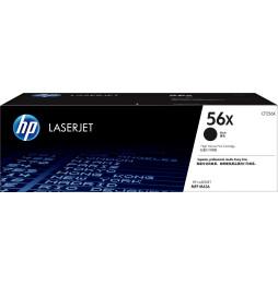 HP 56X Noir (CF256X) - Toner grande capacité HP LaserJet d'origine
