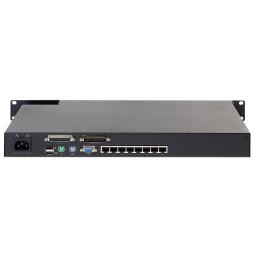 KVM 2G APC, analogique, 1 utilisateur local, 8 ports (KVM0108A)
