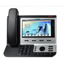 D-Link Android Video IP Phone SIP (DPH-850S/B/F2)