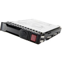 Disque dur HPE 2 To, SAS 12G, milieu de gamme, 7 200 tr/min, grand facteur de forme (3,5 po), SC, micrologiciel à signature numé