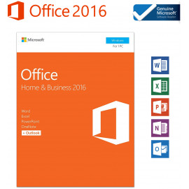 Microsoft Office Home & Business 2016 (T5D-02284)