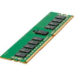 Kit mémoire standard HPE 8 Go (1 x 8 Go) simple face x8 DDR4-2666 CAS-19-19-19 sans mémoire tampon (879505)
