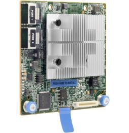 Contrôleur modulaire HPE Smart Array E208i-a SR de 10e génération (8 voies internes/Aucune mémoire cache), 12G SAS (804326)