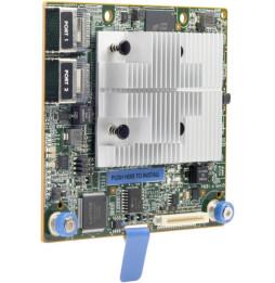 Contrôleur modulaire HPE Smart Array P408i-a SR de 10e génération (8 voies internes/2 Go de mémoire cache), 12G SAS (804331)