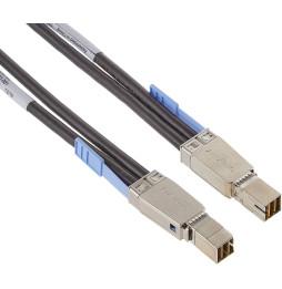Câble HPE Mini SAS externe haute densité sur Mini SAS, 2,0 m (716197)