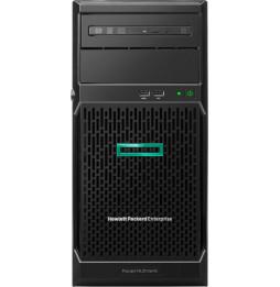 Serveur HPE ProLiant ML30 Gen10 E-2224 mono-processeur 8 Go-U S100i 4 disques à grand facteur de forme Alim 350W (P16926)