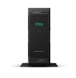 Serveur HPE ProLiant ML350 Gen10 4210 monoprocesseur 16 Go-R P408i-a 8 lecteurs à petit facteur de forme 1x800W module d'aliment