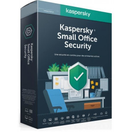 Kaspersky Small Office Security 7.0 | 2 Serveurs / 20 postes