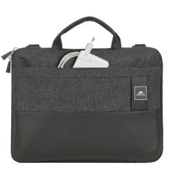 """Sacoche Rivacase Lantau 8823 black mélange pour MacBook Pro et Ultrabook 13.3"""" (8823 black mélange)"""