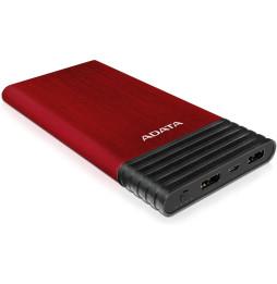 Banque d'alimentation ADATA X7000 Rouge - Powerbank de 7000 mAh (AX_7000)