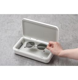 Boîtier de stérilisation UV Samsung avec charge sans fil