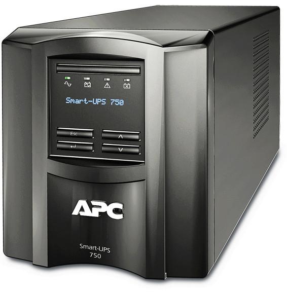 Onduleur Line-interactive APC Smart-UPS SMT 750VA 230V Tour with SmartConnect (SMT750IC)