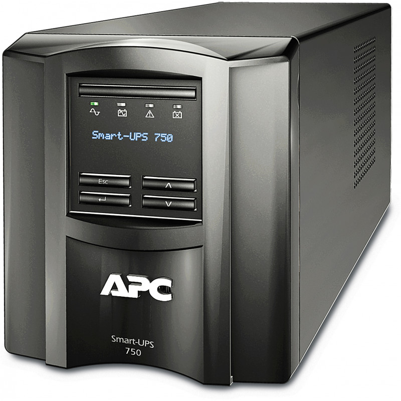 APC Smart-UPS 750VA LCD 230V with SmartConnect (SMT750IC)
