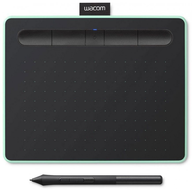 Tablette graphique Wacom Intuos - Bluetooth (CTL-4100WLE-S)