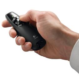 Logitech Wireless Presenter R400 - Télécommande de présentation