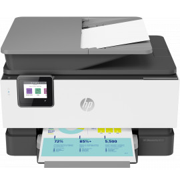 Imprimante multifonction Jet d'encre HP OfficeJet Pro 9013 (1KR49B)