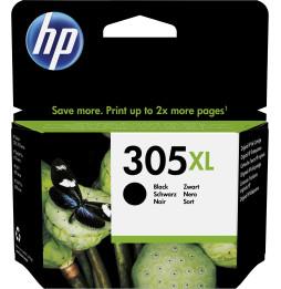 HP 305XL Noir - Cartouche d'encre grande capacité HP d'origine (3YM62AE)