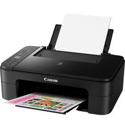 Imprimante multifonction à réservoirs rechargeables Canon PIXMA TS3140 (2226C007AA)