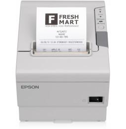 Imprimante de tickets Energy Star EPSON TM-T88V SÉRIE USB + PS-180 + CÂBLE AC (C31CA85012)