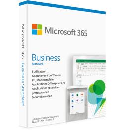 Microsoft 365 Business Standard Français - 1 an (KLQ-00508)