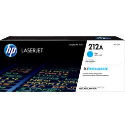HP 212A Cyan - Toner HP LaserJet d'origine (W2121A)