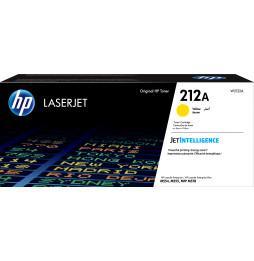 HP 212A Jaune - Toner HP LaserJet d'origine (W2122A)
