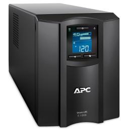 Onduleur Line-interactive APC Smart-UPS SMC 1 kVA - 230V avec SmartConnect(SMC1000IC)