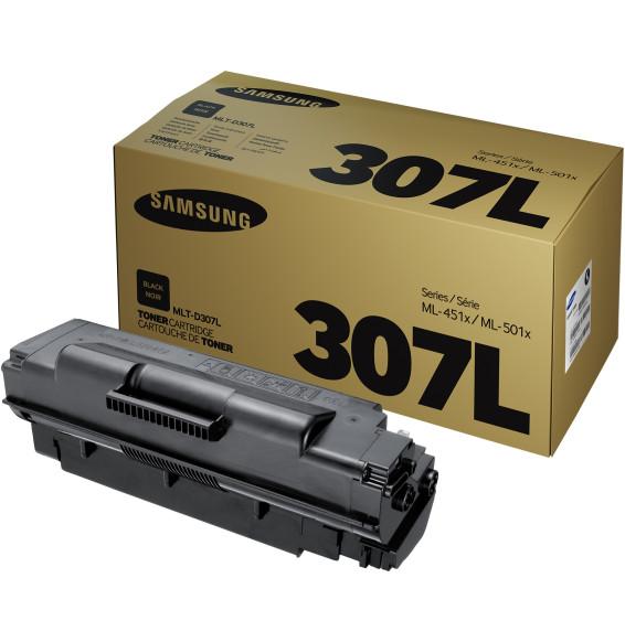 Samsung MLT-D307L noir - Toner Samsung d'origine à grande capacité (SV067A)