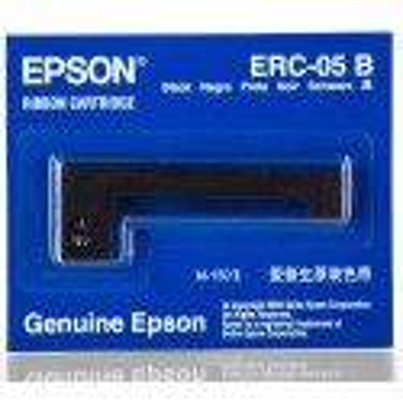 Epson Ruban Noir ERC-05B EHT-7/M-150 II (C43S015352)
