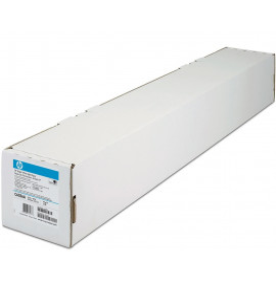 Papier jet d'encre blanc brillant HP (914 mm x 45,7 m) (C6036A)