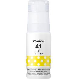 Canon GI-41Y Jaune - Bouteille d'encre Canon d'origine (4545C001AA)