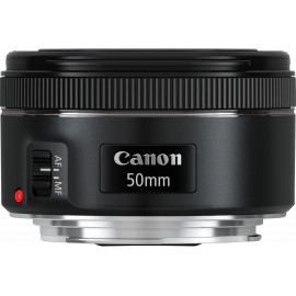 Objectif Canon EF 50mm f/1.8 STM (0570C005AA)