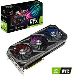 Carte graphique ASUS ROG Strix GeForce RTX™ 3080 Ti OC Edition ROG-STRIX-RTX3080TI-O12G-GAMING (90YV0GT1-M0NM00)