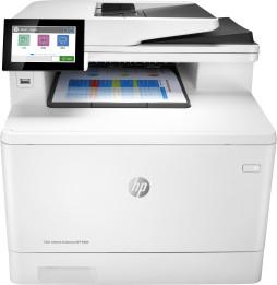 Imprimante Multifonction Laser Couleur HP LaserJet Enterprise MFP M480f (3QA55A)