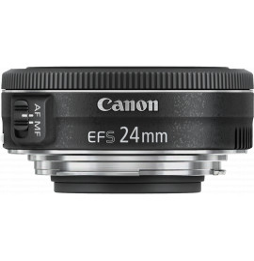 Objectif Canon EF-S 24mm f/2.8 STM (9522B005AA)
