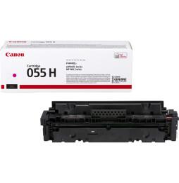Canon 055 H Magenta - Toner Canon haut rendement d'origine (3018C002AA)