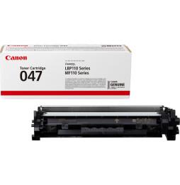 Canon047 Noir - Toner Canon d'origine (2164C002AA)
