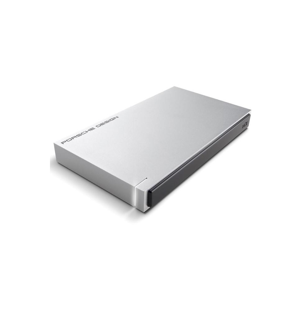 """Disque dur externe LaCie Porsche Design P'9223 - USB 3.0/2.0 - 2,5"""""""