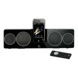 Haut-parleur Stéréo Logitech Pure-Fi Anywhere 2 pour iPod/iPhone (984-000061)