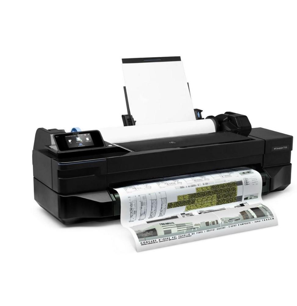 Imprimante ePrinter HPDesignjet T120 610mm (CQ891A)