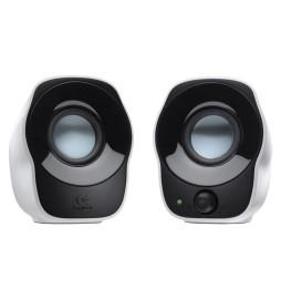 Logitech Stéréo Speakers Z120 - 2.0 stéréo - USB