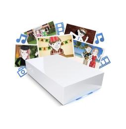 Disque dur réseau LaCie CloudBox - 1/ 2/ 3 et 4 TB