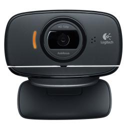 Logitech HD Webcam C525 - HD 720p rotative