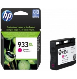 Cartouche d'encre Officejet magenta HP 933XL (CN055AE)