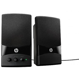 Haut-parleurs multimédia HP 2.0 (GL313AA)
