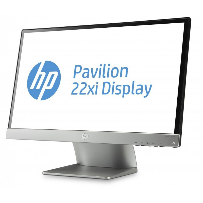 Moniteur hp pavilion 22xi diagonale de 54 6 cm 21 5 for Moniteur ips 24 pouces