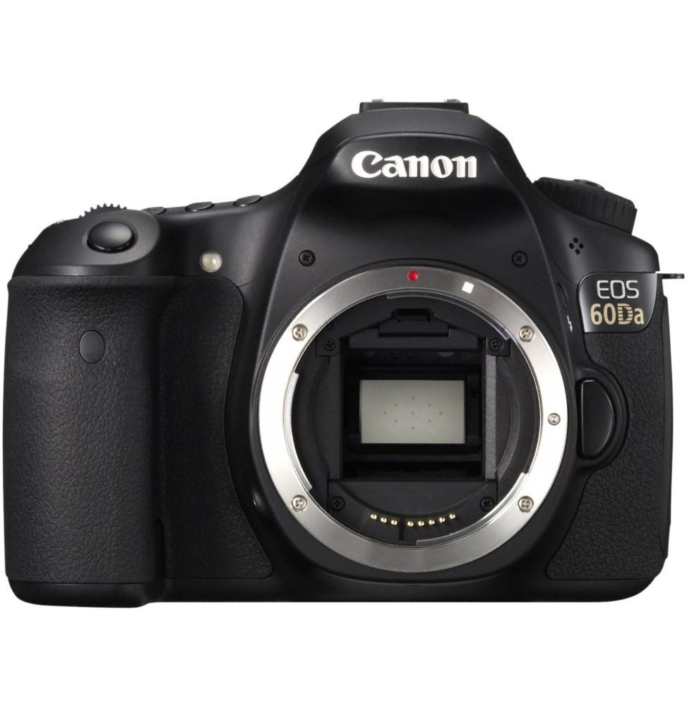 """Canon EOS 60DA BODY - Carte SD GO - écran 3.2"""" - Gris"""