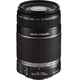 Canon objectif EF-S 55-250mm f/4-5.6 IS II