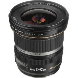 Canon objectif EF-S 10-22mm f/3.5-4.5 USM